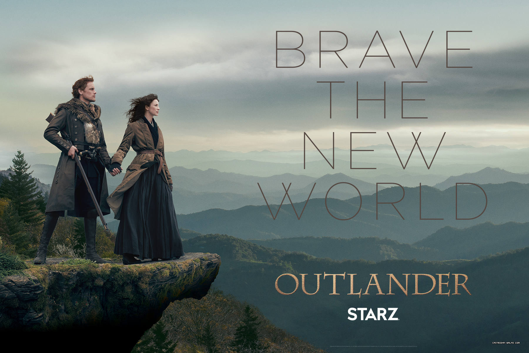 Photos: 'Outlander' Season 4 Key Art + Stills