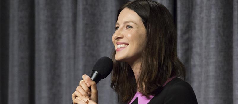 SAG-AFTRA Foundation Conversations With 'Outlander'