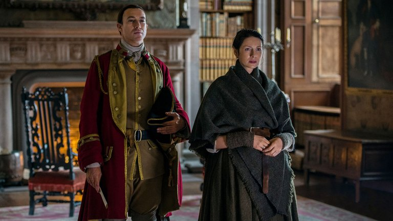 """'Outlander' Team Breaks Down That Violent Act of Revenge and """"Powerful"""" Scene Viewers Didn't See"""